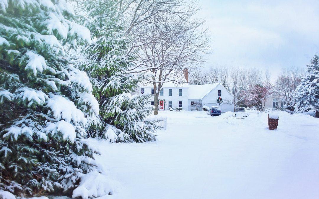 Wintercheck fürs Eigenheim