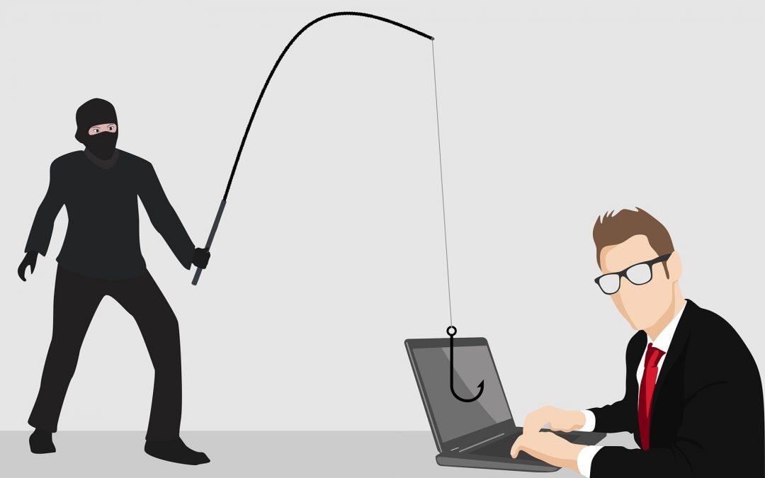 Fake- und Phishing-Mails
